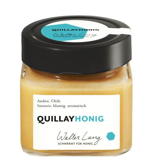 Quillay Honey Bio Walter Lang