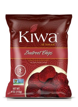 Kiwa Chips Kiwa Red Beetroot