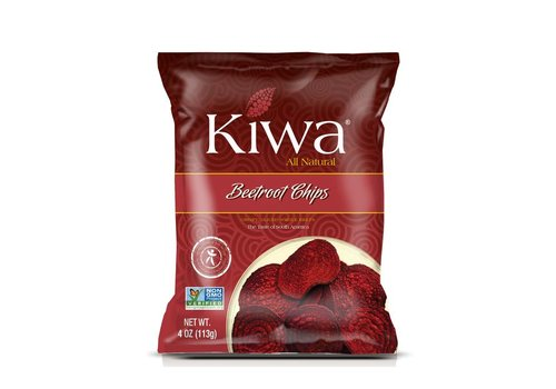 "Kiwa Chips Kiwa ""Red Beetroot"""