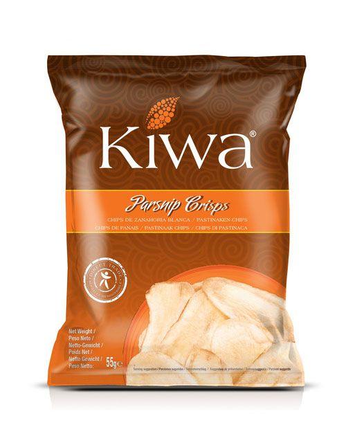 Kiwa Chips Kiwa Pastinaken