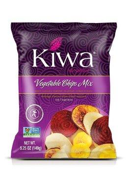"Kiwa Chips Kiwa ""Vegetable Mix"" Obst- u. Gemüse"