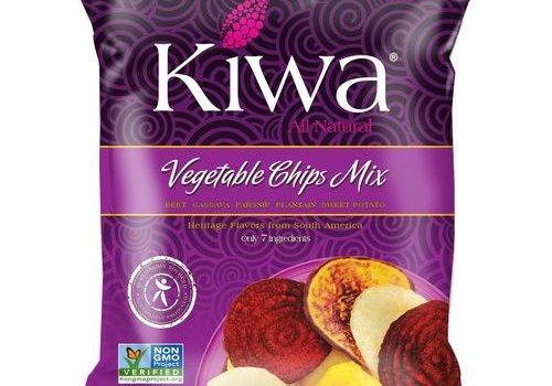 Kiwa Chips Kiwa Vegetable Mix