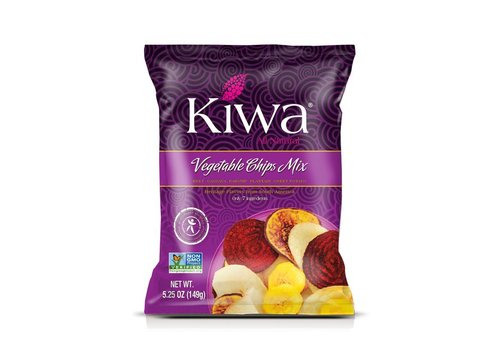 "Kiwa Chips Kiwa ""Vegetable Mix"" Obst- u. Gemüse"