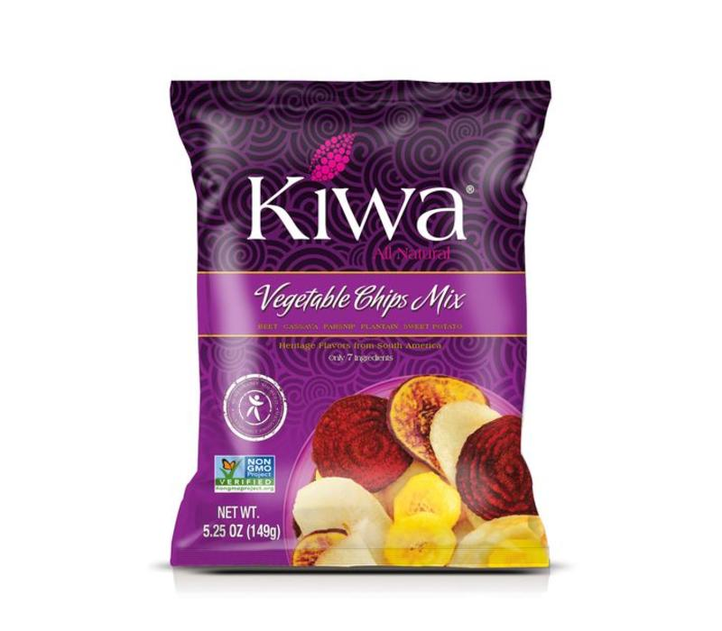 "Chips Kiwa ""Vegetable Mix"" Obst- u. Gemüse"