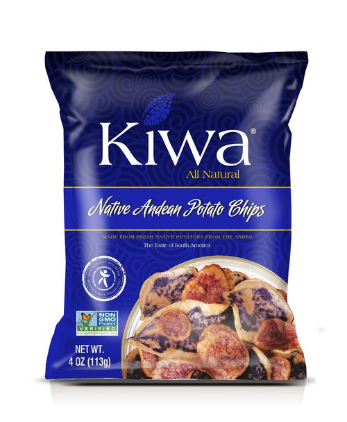 Kiwa Chips Kiwa Mix native Andean potatoes