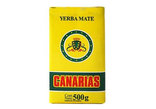 Canarias MATE TEA FROM BRASIL - 500g