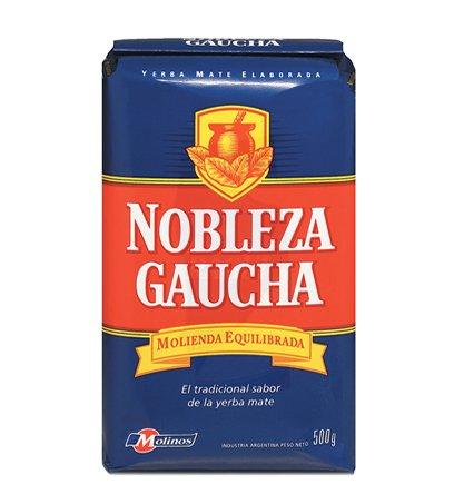 Mate Tea Nobleza Gaucha