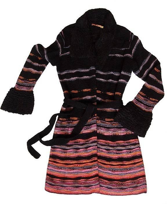 KUNA Knitjacket Long Lava Kuna