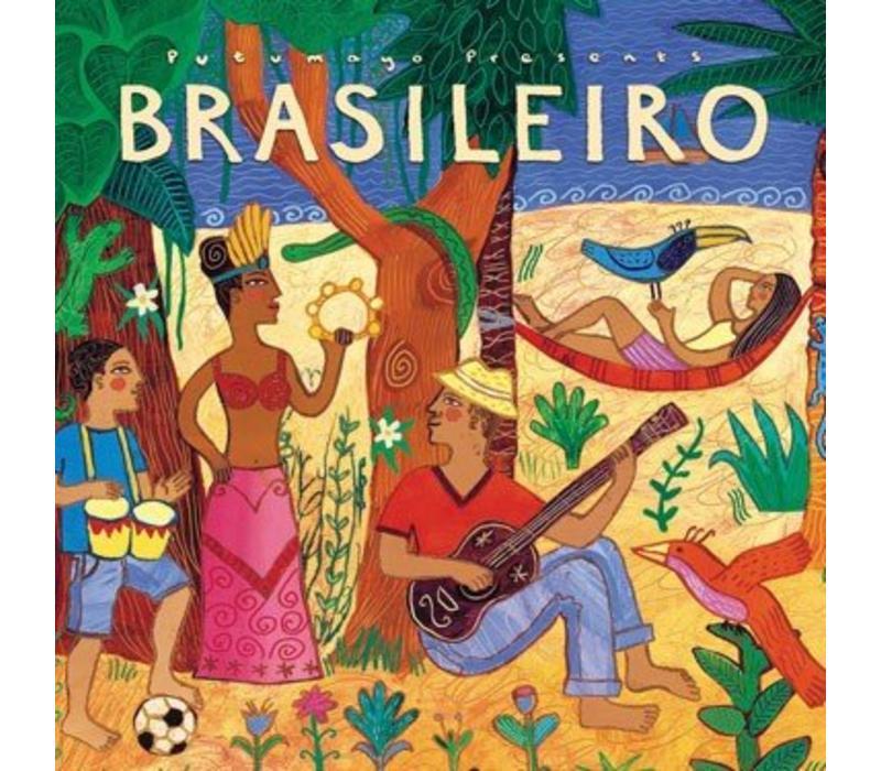 Brasileiro, Putumayo CD