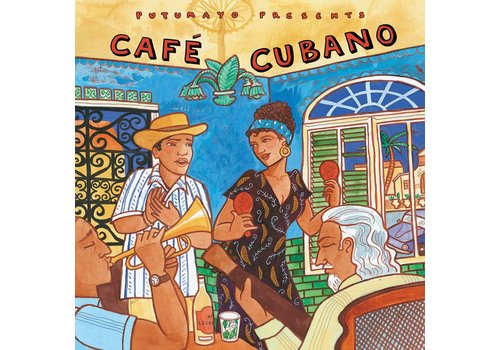Putumayo Café Cubano, Putumayo