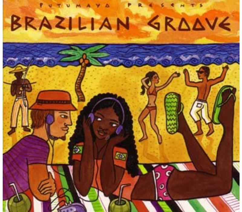 Brazilian Groove, Putumayo
