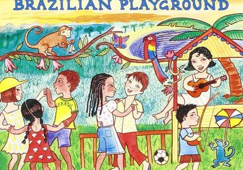 Putumayo Brazilian Playground, Putumayo Kids
