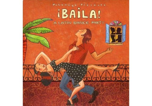 Putumayo Baila! A latin dance party, Putumayo