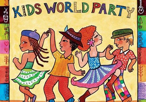 Putumayo Kids world party, Putumayo