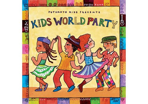 Putumayo Kids world party, Putumayo