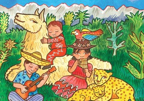 Putumayo Latin Dreamland, Putumayo Kids