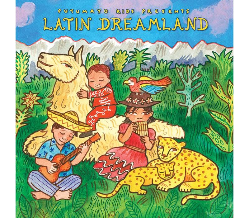 Latin Dreamland, Putumayo Kids