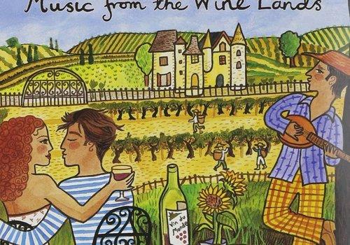 Putumayo Music from the Wine Lands, Putumayo