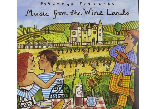 Putumayo Music from the Wine Lands, Putumayo