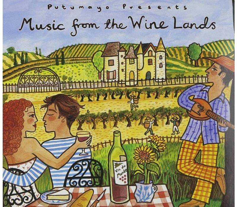 Music from the Wine Lands, Putumayo
