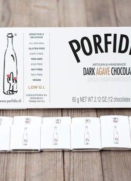 Porfidio Dark Agave Chocolate by Porfidio
