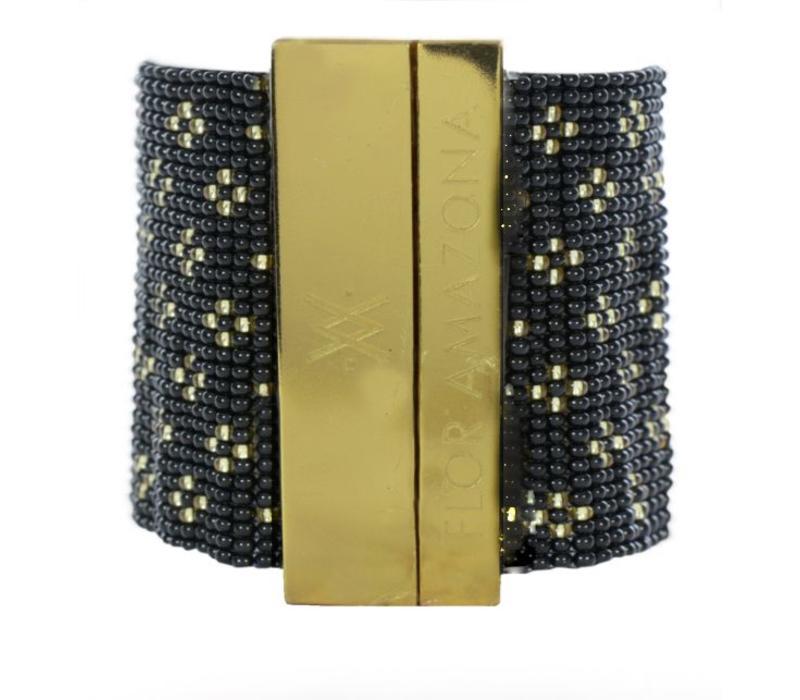 Bracelete Flor Amazona, Tayrona Stars