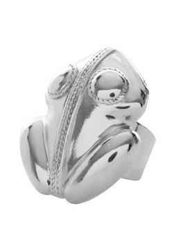 Flor Amazona Ring Flor Amazona, El Dorado Silver