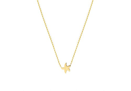 Flor Amazona Necklace Flor Amazona, Sea Star Gold