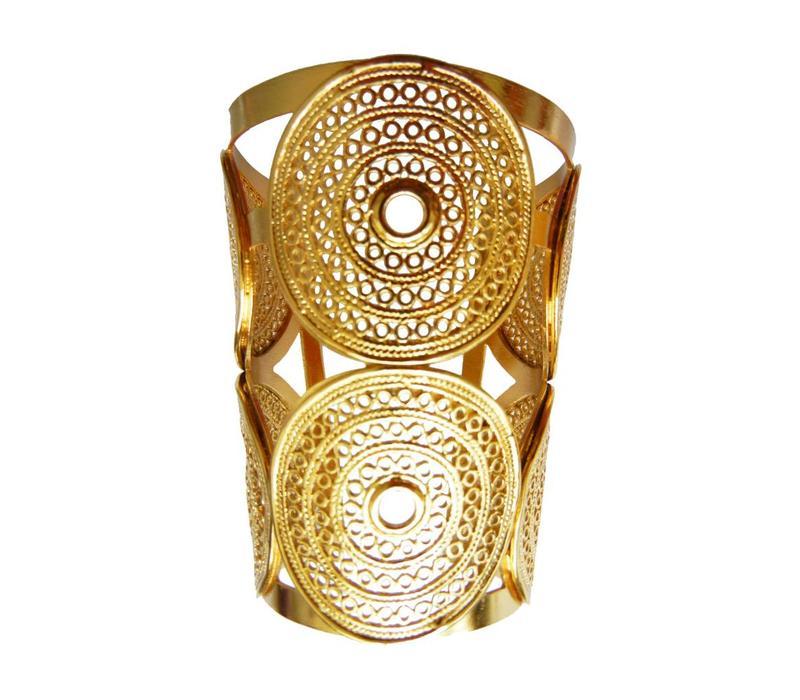 Armband Macondo, Flor Amazona