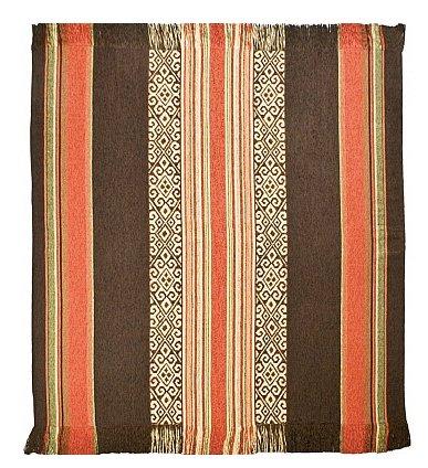 Huitru Blanket Huitru, Mapuche