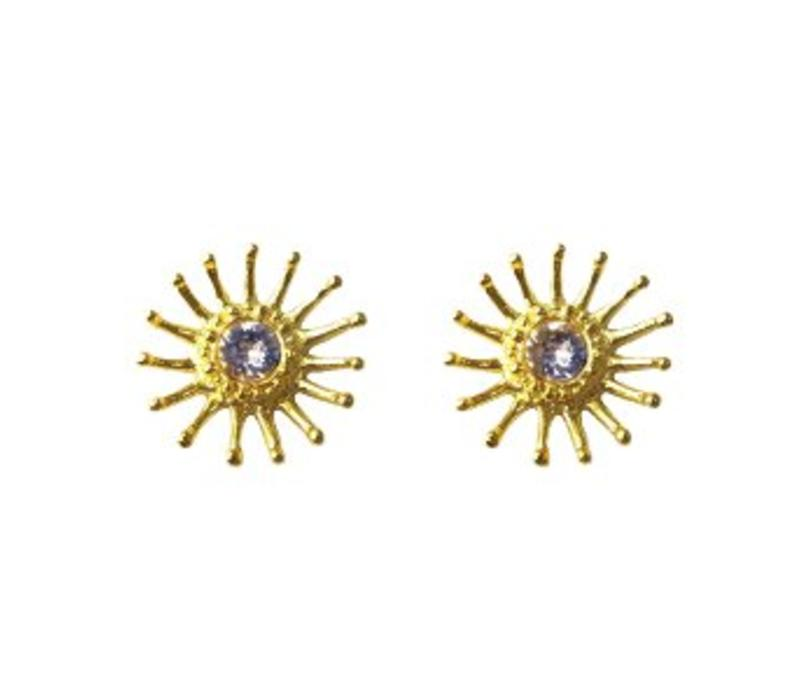 Earrings Ralia, Pajaro Limon