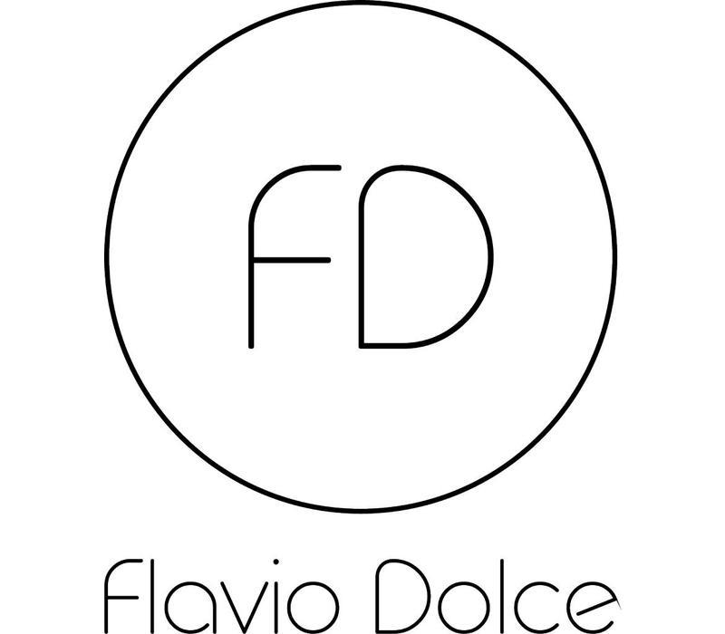 Ledertasche, Blue Flavio Dolce