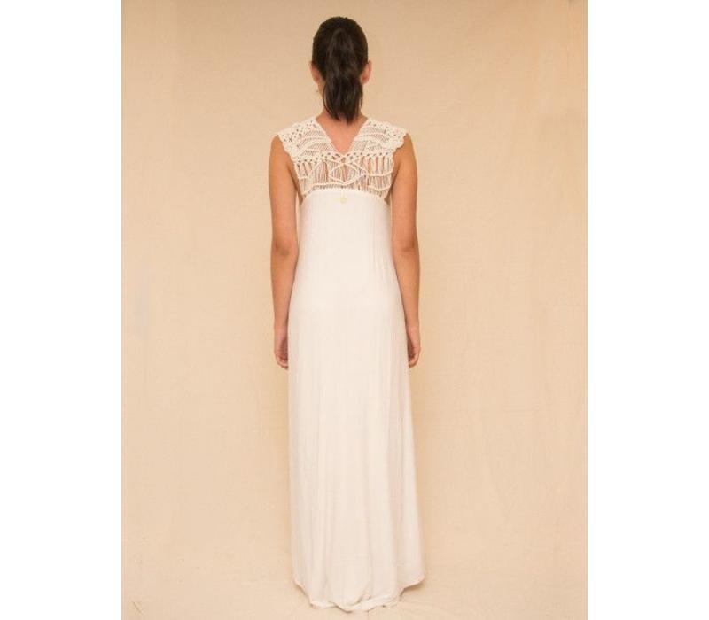 Dress Ivory Sandstorm, Entreaguas