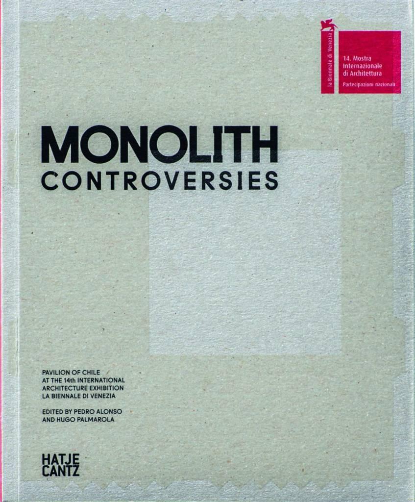 Monolith. Controversies Pavilion of Chile
