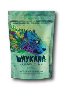 Waykana Guayusa Té en hojas, 120g, Waykana, Ecuador
