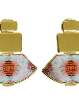 Flor Amazona Earring Pacific Paradox, Flor Amazona