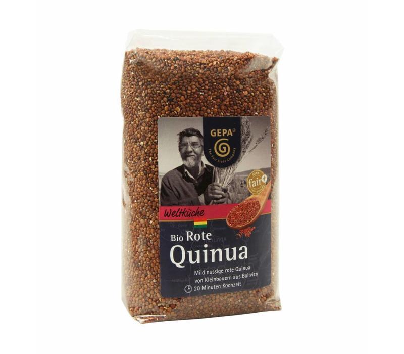 Red Bio Quinua, Gepa