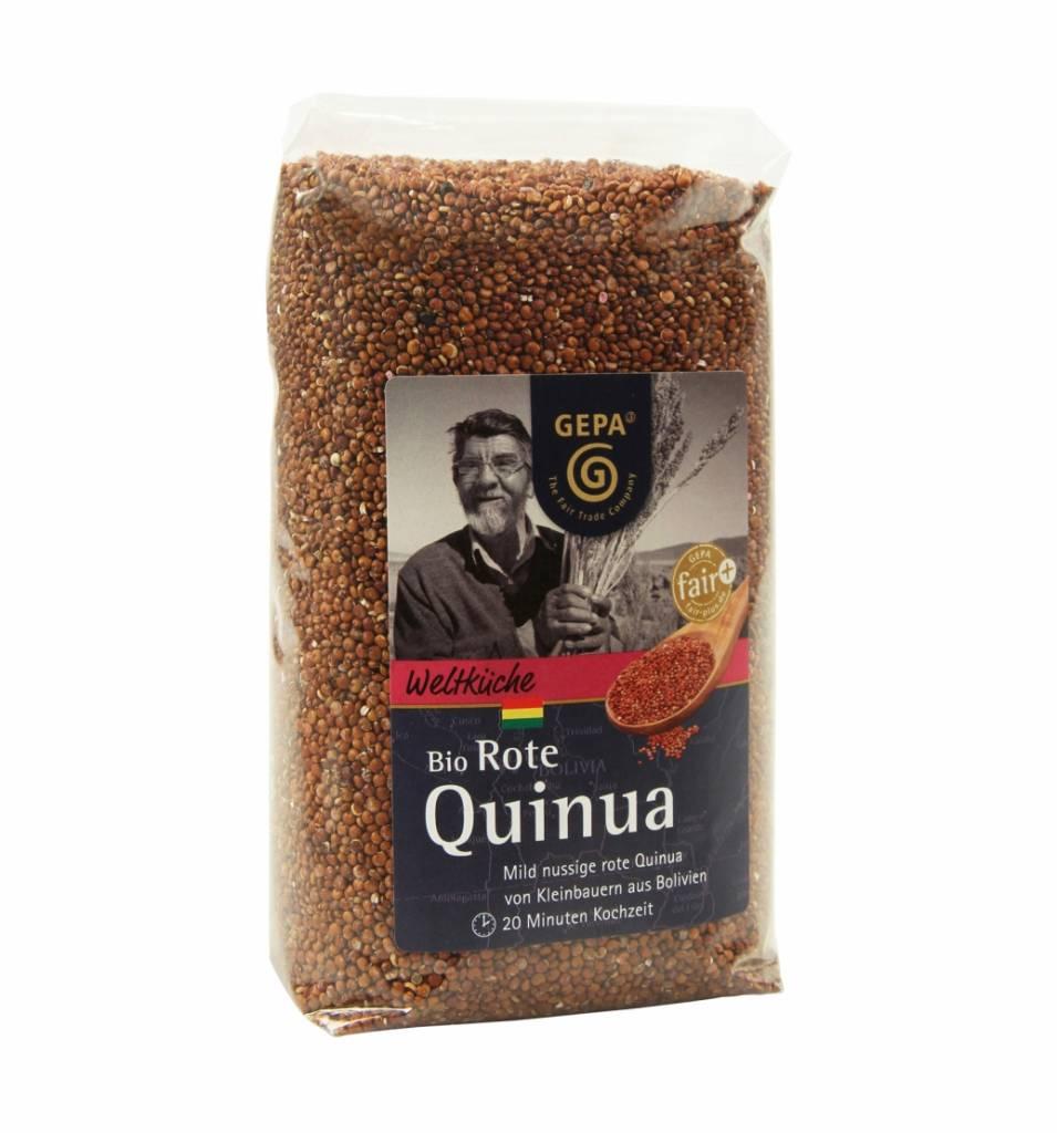 Gepa Rote Bio Quinua, Gepa