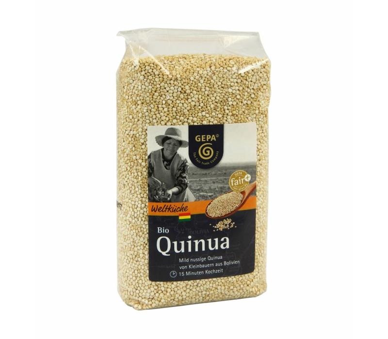 Bio Quinua, Gepa