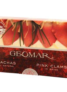 Geomar Machas Geomar - chilean pink Clams