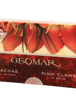 Geomar Machas Geomar - Chilenische Trogmuscheln