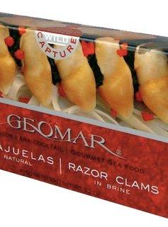 Geomar Navajuelas Geomar - Chilenische Rasiermessermuscheln