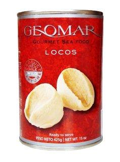 Geomar Locos Geomar - chilean abalones