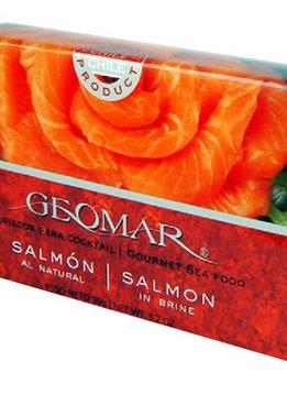 Geomar Salmon in brine Geomar