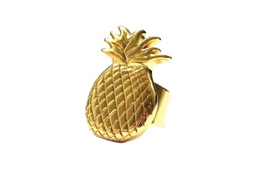 Flor Amazona Ring Pineapple