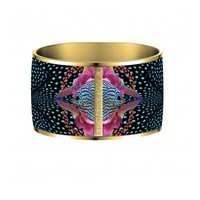 Armband Flor Amazona, Atlantic Manta, vergoldet 24 Kt