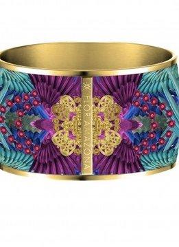 Flor Amazona Armband Flor Amazona, Taganga Flight, vergoldet 24 Kt