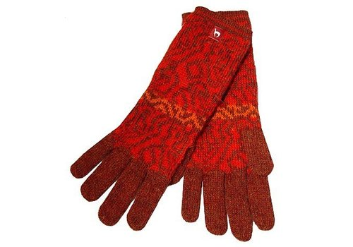 Apu Kuntur Gloves Chimu 100% Alpaca Wool