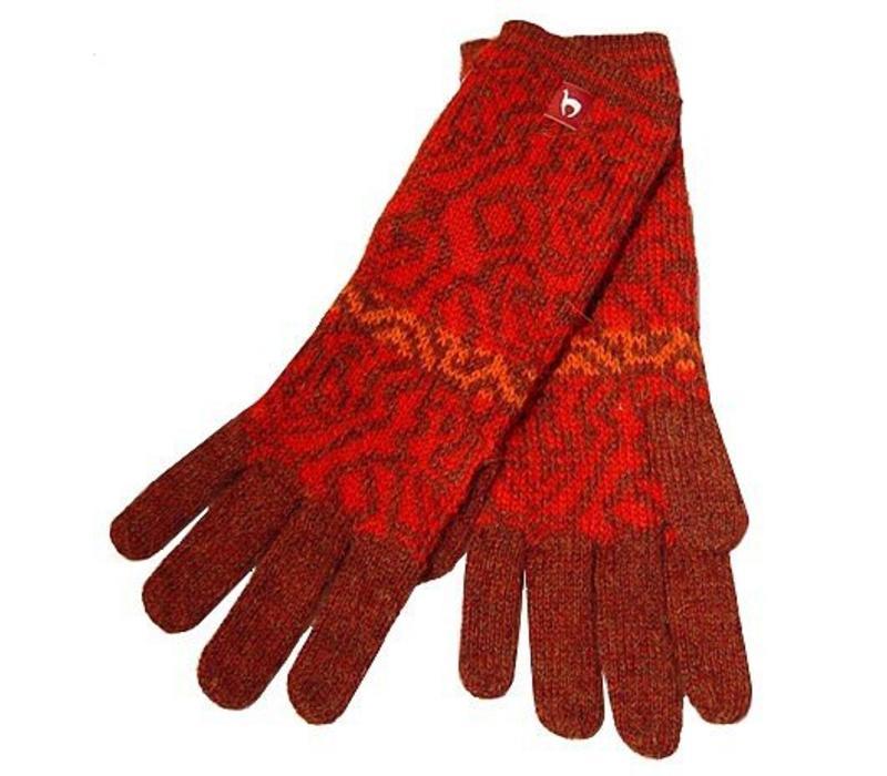 Handschuhe Chimu Alpaka Wolle