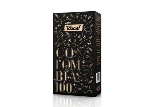 Toscaf KAFEE COLOMBIA 100% ARABICA, GEMAHLEN - 250g